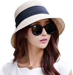Objective Fashion 2019 Summer Dome Cap Breathable Fedora Women Bowler Hat Straw Pink Beach Sun Hat Sombrero Mujer Chapeau Femme High Safety Home