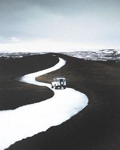 Ook in de winter is een roadtrip door IJsland geweldig en goed te doen met elk type auto als je op de Ringweg blijft rijden.
