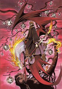 Tsubasa Reservoir Chronicle Artbook, Illustrated by CLAMP Cardcaptor Sakura, Syaoran, Manga Anime, Anime Art, Tsubasa Reservoir Chronicles, Tarot, Xxxholic, Card Captor, Manga Artist