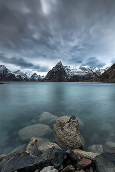 OLSTINDEN LOFOTEN, NORWAY  (by ~~~johnny~~~)