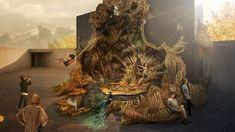 Digital Grotesque | Benjamin Dillenburger