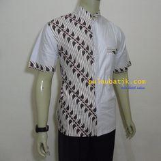 motif batik kombinasi model modern murah
