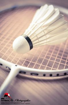 Badminton a spot that doesn't get enough recognition but is fun because it incorporates tennis and volleyball Badminton Photos, Badminton Sport, Badminton Racket, Badminton Birdie, Badminton Tournament, David Laid, Player Quotes, Bodybuilding, Sports Day