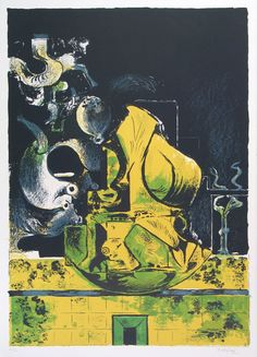 Image result for Graham Sutherland Bamboo Forest