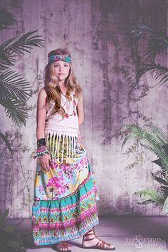Woodstock garden maxi   Jak & Peppar