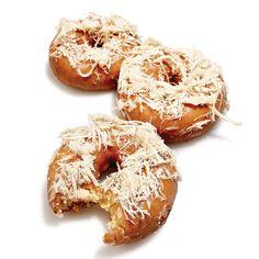 Deconstructing Underwest's Halva-Topped Tahini Doughnut