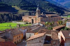San Millan de la Cogolia, an amazing hike up to the monasteries Beautiful Castles, Europe Destinations, Photo S, My Dream, Trip Advisor, Spain, Hiking, Mansions, House Styles