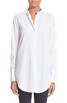Helmut Lang Dobby Tuxedo Shirt available at #Nordstrom
