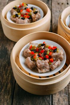 Chinese Steamed Spare Ribs with Black Beans is one of the best and well-known dim sum dishes. With this authentic recipe, it's so easy to make at home!