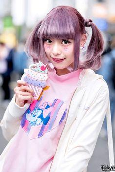 Imagem de fashion, Harajuku, and kawaii