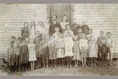 Caldwell County, Kentucky Books & Photos: 1900 Son School, Caldwell County, Kentucky