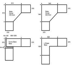 Blind Corner Cabinet Solutions Kitchen Wall Cabinets, Kitchen Pantry  Cupboard, Pantry Doors, Corner