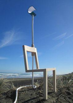 Lambent Chair par Glen Lewis-Steele