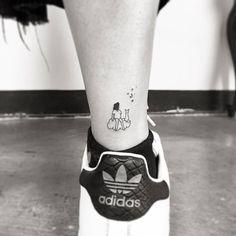 Dreaming. Tattoo Artist: Masa Tattooer