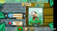 Monkey Mayhem Hack & Cheats for Coins & Bananas  #Adventure #MonkeyMayhem #Strategy http://appgamecheats.com/monkey-mayhem-hack-cheats/