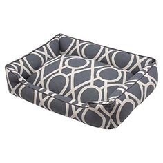 Jax and Bones Cotton Lounge Dog Bed ** You can find more details by visiting the image link.