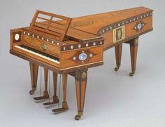 1796 John Broadwood & Son Grand Piano.