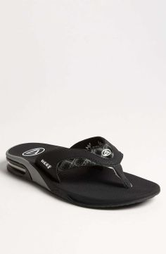 Reef 'Fanning' Flip Flop | $52 | gifts for the sporty guy | mens flip flops | athletic | sports | menswear | mens fashion | mens style | wantering http://www.wantering.com/mens-clothing-item/reef-fanning-flip-flop/abhPj/