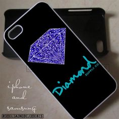 DIAMOND SUPPLY CO Sparkle Custom Case Case For By Rolandjobs, $14.50
