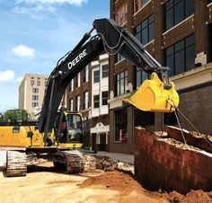 John Deere 250G LC, 350G LC, 380G LC Tier 4-Final Excavators | Construction Equipment