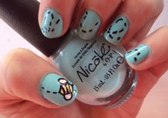 How to Do Bee Nails - Snapguide