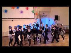 5 лет Данс-Сфере Танец котят - YouTube