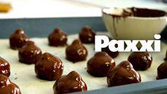Σοκολατάκια κάστανο - φουντούκι - Paxxi Ε07 - YouTube