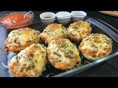 Receta Patatas al gratén con cebolla, bacon y queso Manchego - Recetas de cocina, paso a paso - YouTube