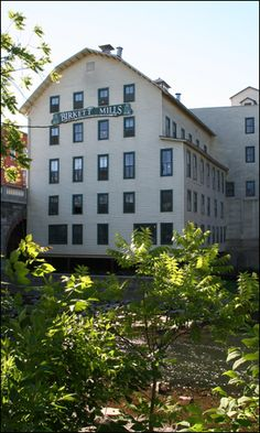 Birkett Mills - Penn Yan, NY I spent two weeks working here, the oldest buckwheat mill in the country