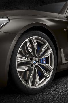 2017 BMW M760Li xDrive #BMW_7_Series #Geneva_International_Motor_Show_2016 #2017MY #BMW_G11 #BMW #BMW_M760Li_xDrive #M_Performance #Segment_F