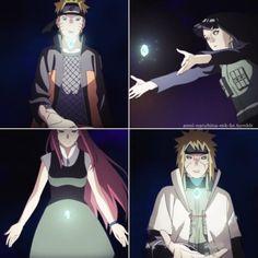 Naruto/Hinata Minato/Kushina