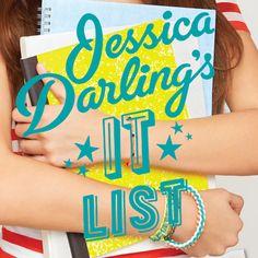 Jessica Darling's IT List   Megan McCafferty