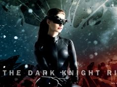 Catwoman The dark Knigth rises wallpapers Anne hathaway