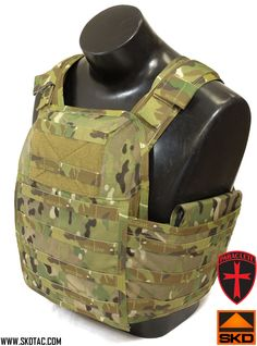 Paraclete Special Operations Hard Plate Carrier – SKD Spec