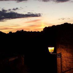 Tramonto #kialacamper #sunset #picoftheday #beautiful #beautifulpic #beautifullandscape