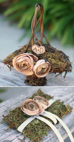 love these for flower girls and ring bearers