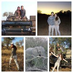 Op safari in het Africa On Footcamp!