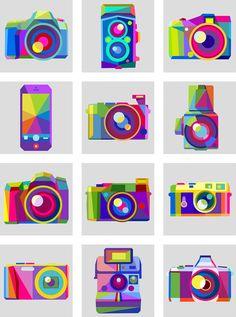 Charis Tsevis / Avatars for The New Flickr 03
