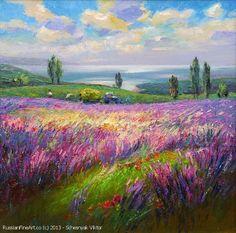 """At The Black Sea"" - oil, canvas http://www.russianfineart.co/catalog/prod.php?productid=21227 Artist: Schesnyak Viktor"