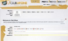 Ufone Introduces new social networking Website, Club Ufone.