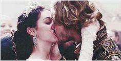 Best kiss ever...Frary