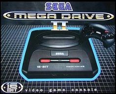Sega Mega Drive 2. Had the first one too. Took a long time for Playstation to come along and replace it.