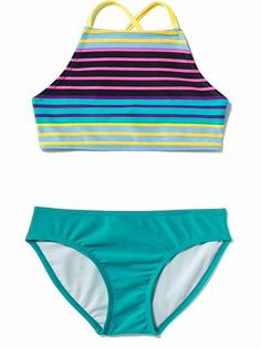 04c3cfc85e Girls Clothes: Two-piece Swim | Old Navy Little Girl Swimsuits, Pretty  Swimsuits