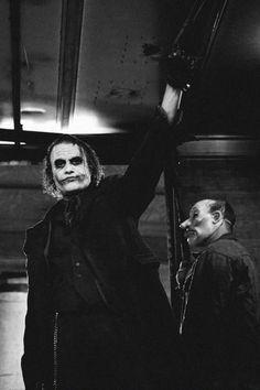 The Joker by Shauna Wood Der Joker, Heath Ledger Joker, Joker Dc, Joker And Harley Quinn, Joker Dark Knight, The Dark Knight Trilogy, Eminem, 3 Jokers, Batman Christian Bale