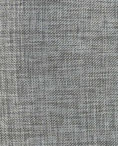 Luster Slate   This nubby rustic textured polyester fabric has a tightly woven burlap look in various shades of gray. Semi-metallic threads create a subtle sheen. Perfect for upholstery, draperies, cornices, padded headboards, pillows, etc. Medium drape. $14.98/yd