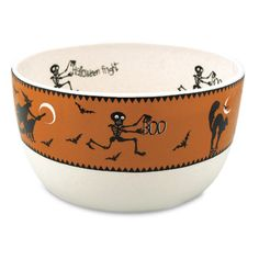 Bethany Lowe Designs Halloween Candy Bowl
