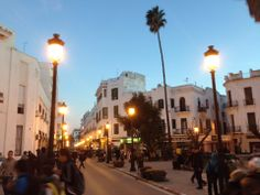 Tétouan / تطوان / Tetuán, morocco Madagascar, Morocco Fashion, Beautiful Places In The World, Spain, Street View, City, Magic, Dreams, Inspiration