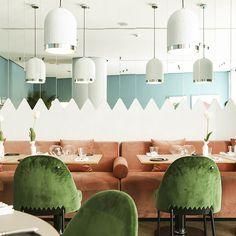 Kaleo, le nouveau restaurant par David/Nicolas qui reveille Beyrouth
