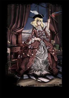 Lady Georgie by Spellprints