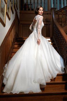 I really like the idea of having a long sleeve dress